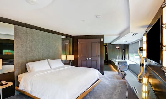 King Executive Suite Bed