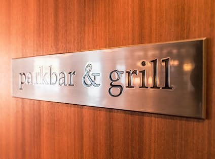Bar and Grill Sign