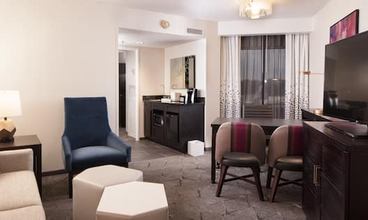 Suite Living Area, Seating
