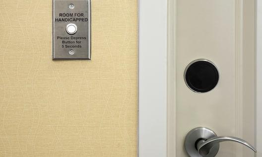 Accessible Door Bell
