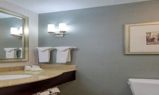 Jr Suite Bathroom