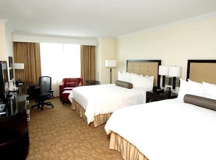 2 Queen Beds, Guestroom