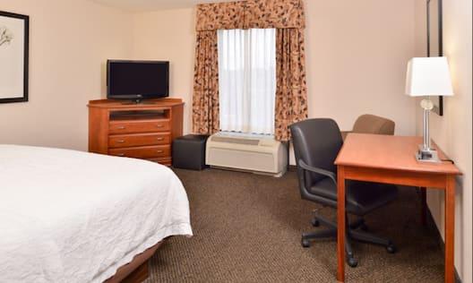 Hampton Inn & Suites Richmond Hotel, IN - Standard King Room