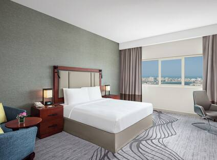 King Deluxe Room with Creek View