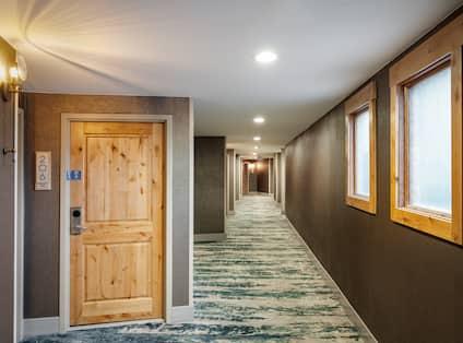 Meeting Rooms Hallway