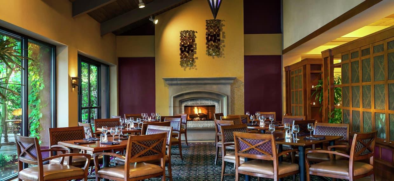 Bacchus Restaurant & Wine Bar