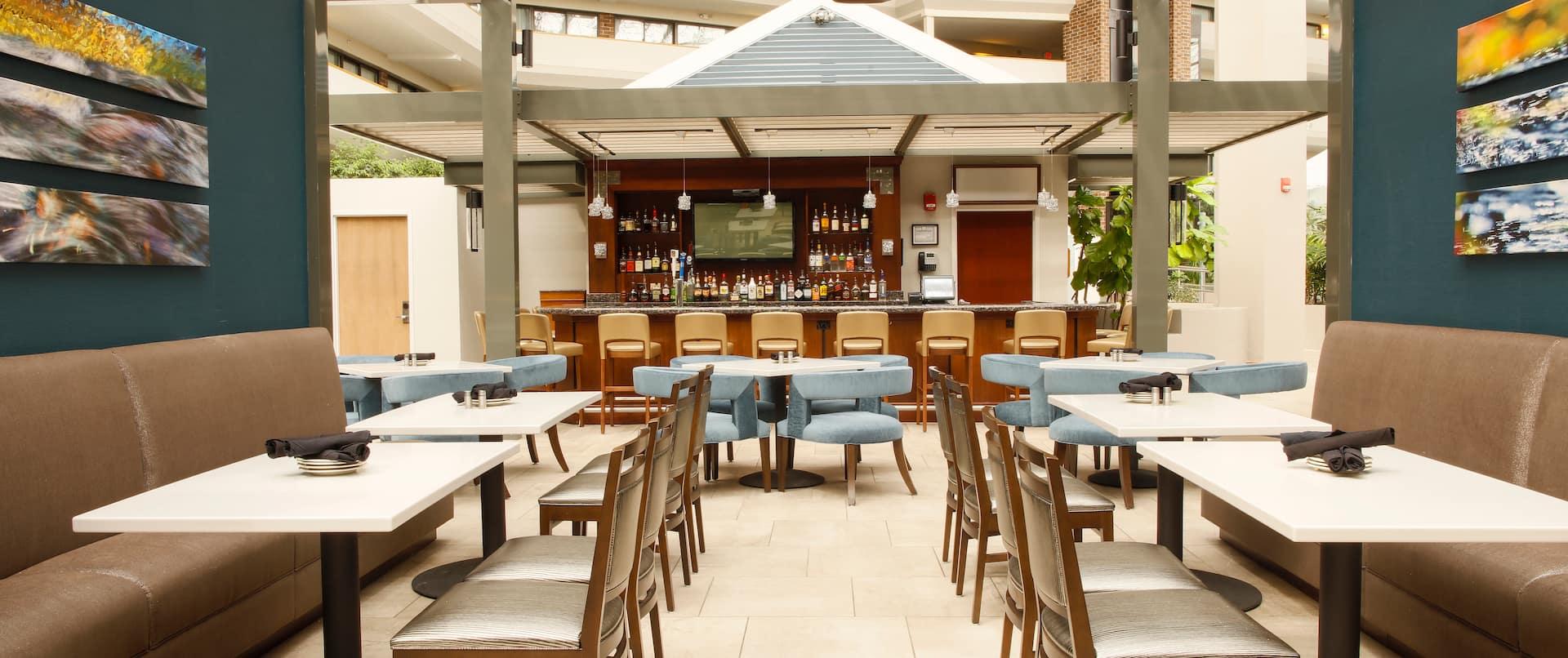 Atrium Lounge Restaurant and Bar