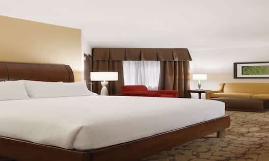 King Larger Double Guestroom