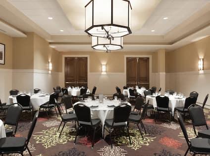 The Eggleston Ballroom