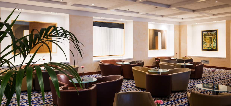 Bar Lounge Seating Area