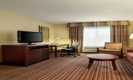 King One Bedroom Suite Living Area