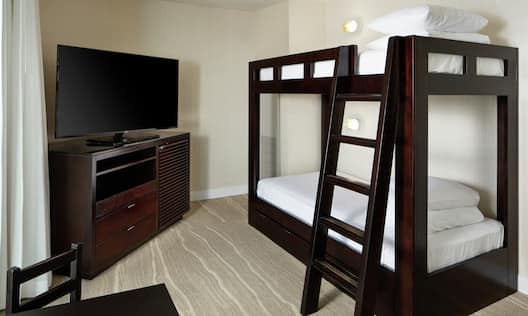 Family Suite Bunk Beds