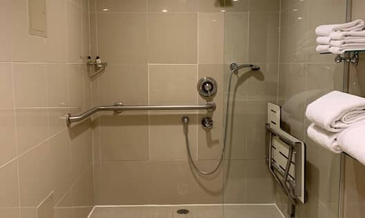 Accessible Guestroom Shower