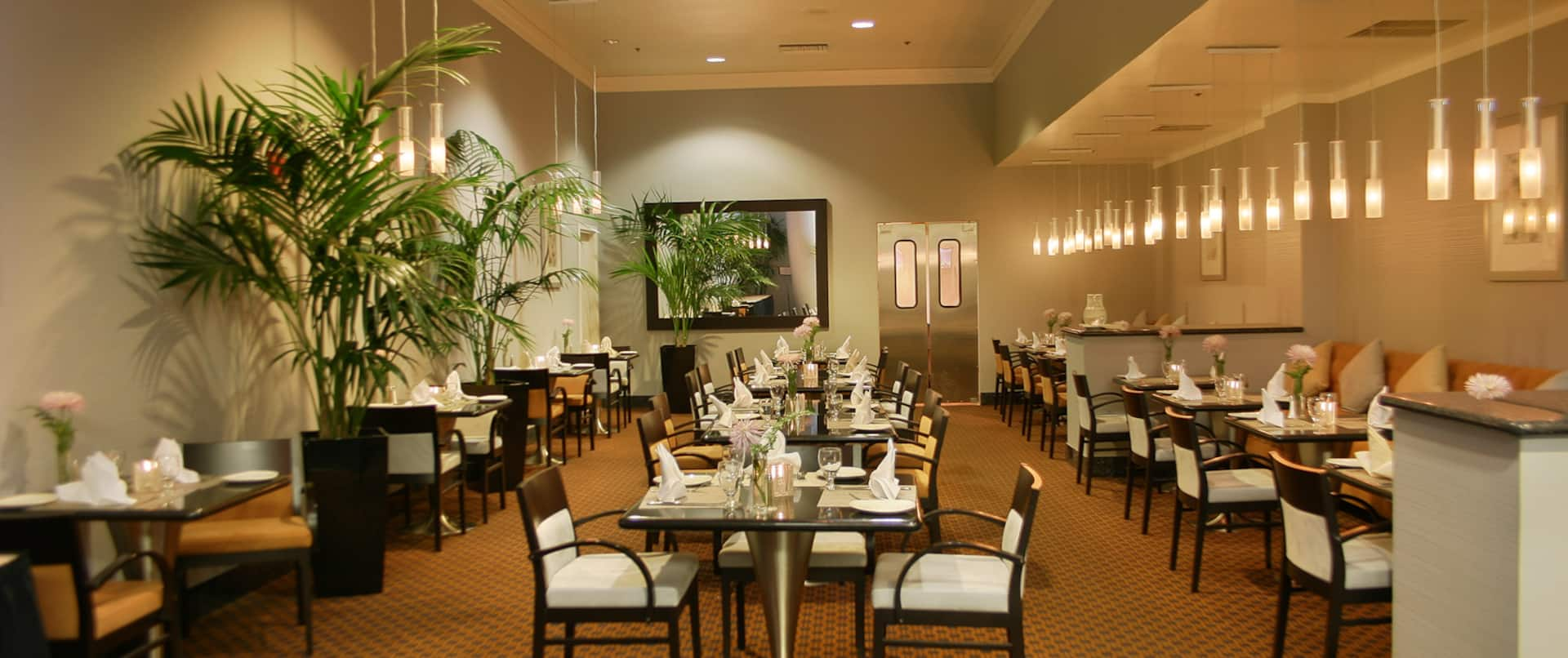 The Ariana Restaurant Dining Area