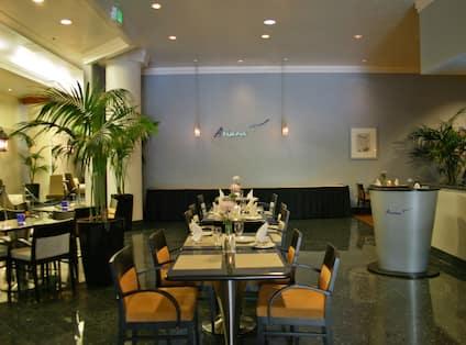 Ariana Restaurant Sitting Area