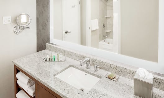 Guestroom Suite Bathroom