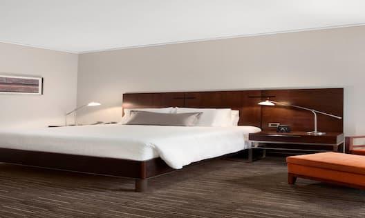 Accessible Guest Bedroom