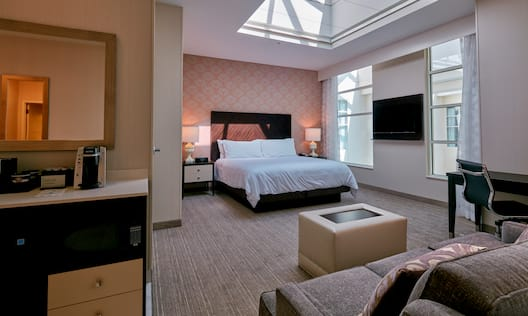 One Room King Suite