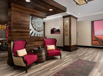Lobby Seats