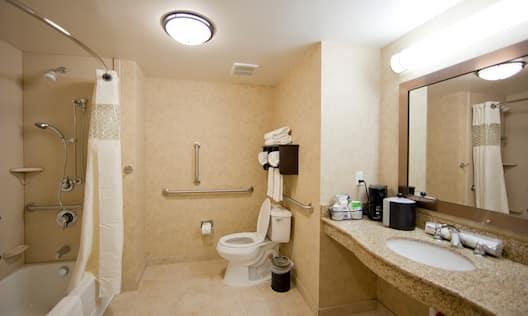 Accessible King Bath