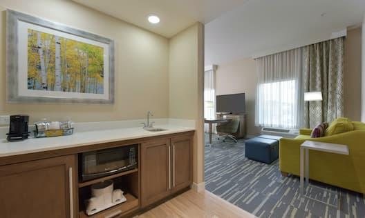 Suite Wetbar