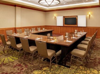Ranier Room U-Shape