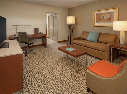 Standard Suite Living Room