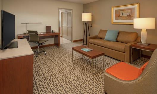 Standard Suite Living Room