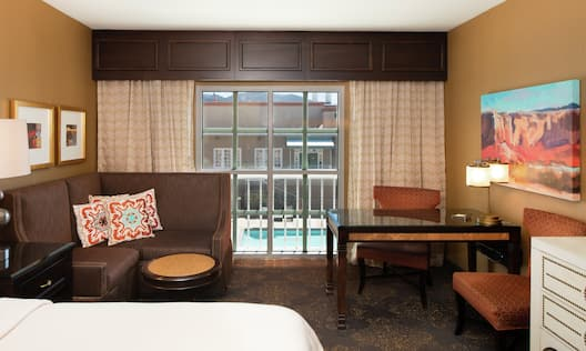 Guestroom with Pool View