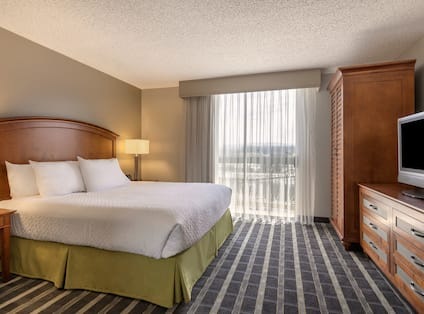 2 Room Suite with 1 King Bed