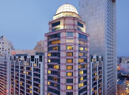 Exterior view of Hilton San Francisco Union Square