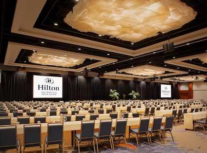 Hotel Conference and Meeting Room