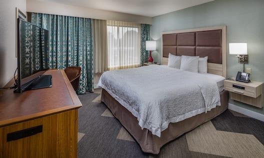 1 King Bedroom Suite