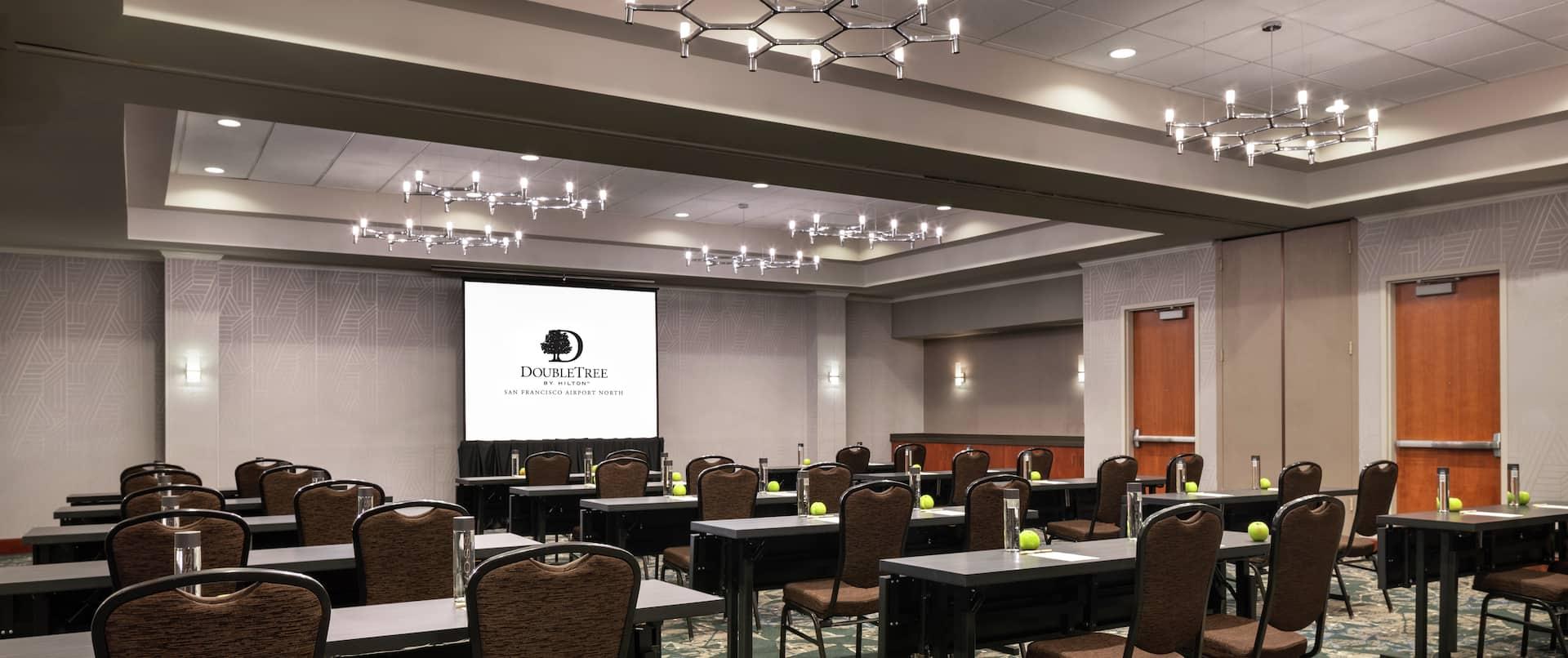 Meeting Room - Classroom Set