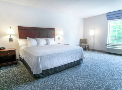 King Accessible Guest Room