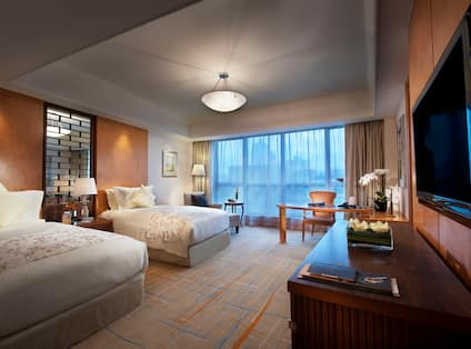 Pudong - Deluxe Room Twin