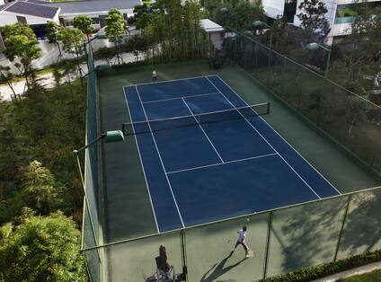 Pudong - Tennis Court