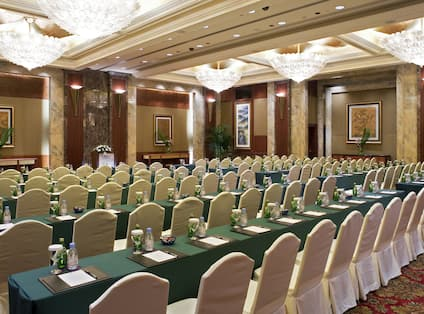 Golden Spring Hall Meeting Room