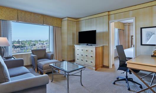 Mini Suite Living Area