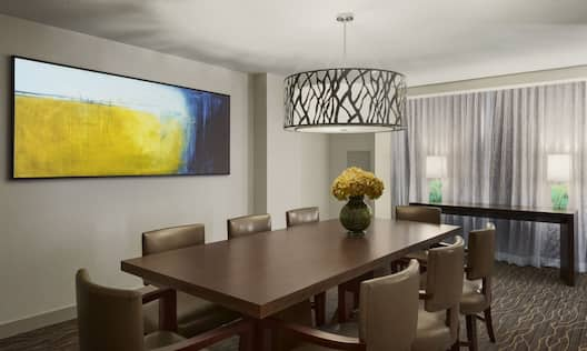 Brighton Suite Living Room