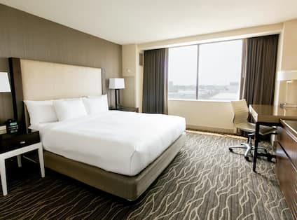 Guest Room with Salt Lake City View