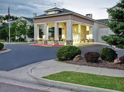 Welcome to Homewood Suites by Hilton Salt Lake City