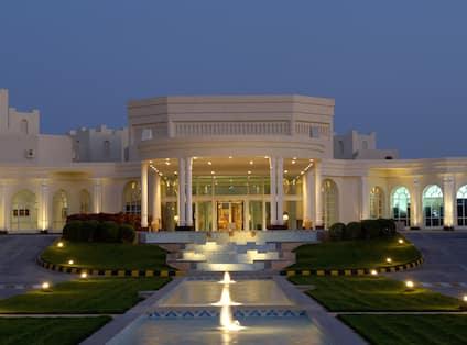 Hilton Salalah Exterior