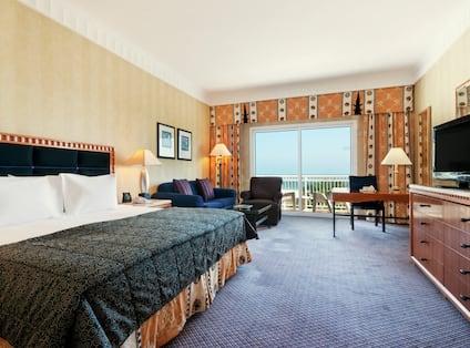 King Deluxe Room Plus