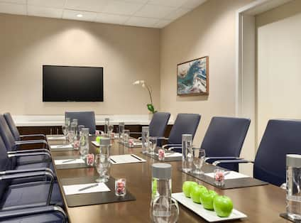 Our Del Mar Boardroom