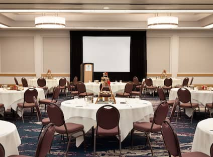 SLO Ballroom South Perfect for Smaller Meetings