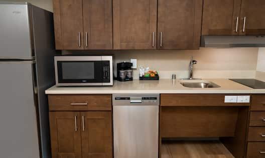Kitchen Suite Area