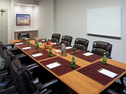Private Boardroom for Small Meetings