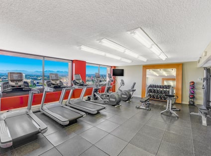 Fitness Center and Exercise Equipment