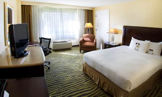 One Queen Standard Room